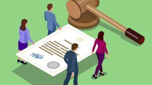 Составление группового иска в суд, его особенности